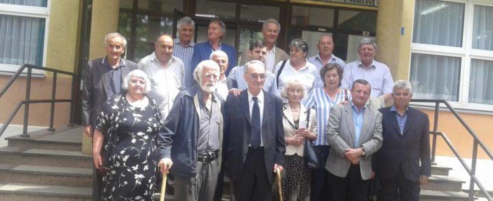 Maturanti Gimnazije obiljezili 50 godina mature