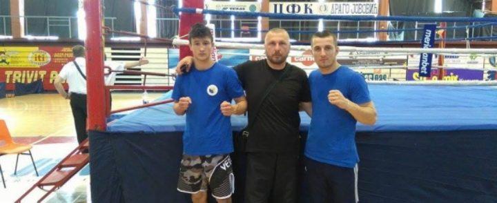 Kik-bokseri iz Gacka-prvaci Balkana