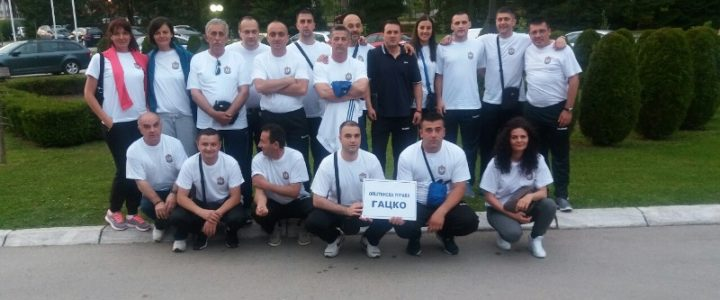 Opština Gacko treća na radničkim igrama u Tesliću