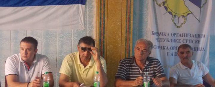 Zasjedala Skupština opštinske Boračke organizacije