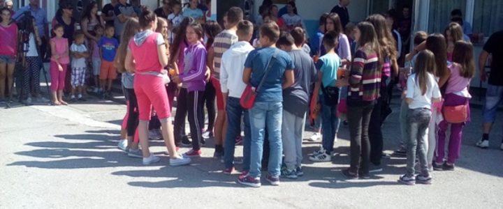 Gacko dočekalo djecu sa Kosova