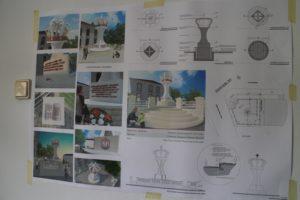Jedan od predloga za spomenik
