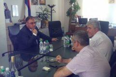 Mladen Ivanić danas u posjeti Gacku