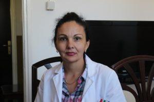 Vera Govedarica- direktorica Doma zdravlja u Gacku