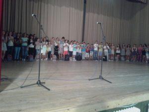 Zajednička priredba djece Kosova i Gacka