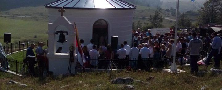 Sa Čemerna odjekuju crkvena zvona