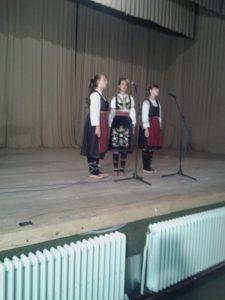 zenska pjevačka grupa iz Gacka