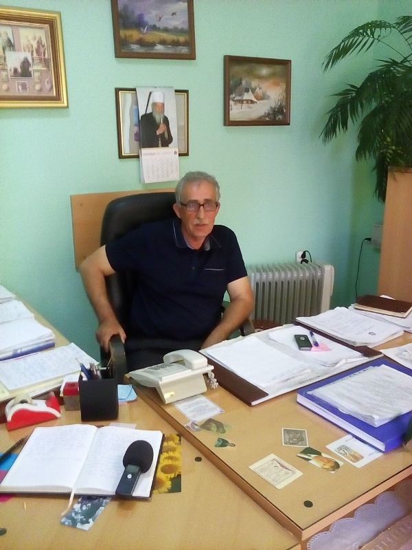 Mileta Davidović direktor gatačkog Dječijeg vrtića