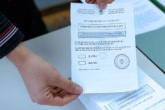 64% gačana izašlo na referendum do 17 h