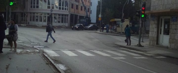 Kada će semafori u centru grada raditi bez problema?