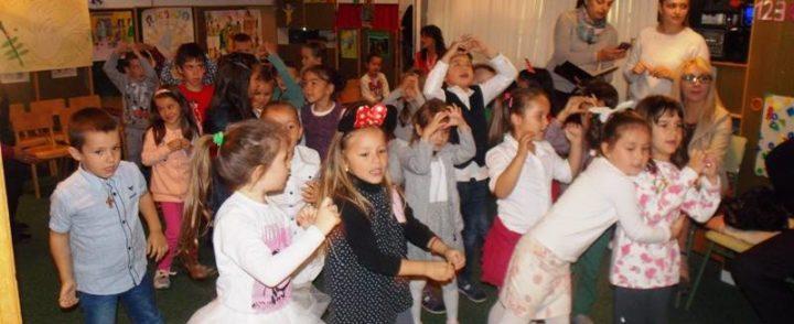 Nedjelja djeteta sa mališanima Dječijeg vrtića