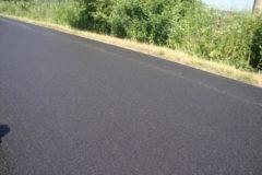 Kišne padavine prekinule asfaltiranje soskih puteva