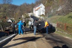 Asfaltiranje sela Lukovice