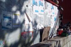 Kazne političkim partijama zbog izbornih plakata