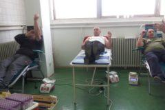 """Akcija DDDK """"Sveti Simeon Mirotočivi""""-prikupljeno 78 doza krvi"""