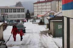 Zimski ambijent u Gacku (foto)