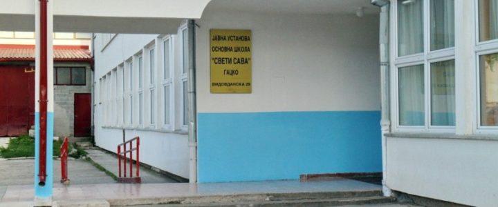 Radovi na grejnim sistemima u Osnovnoj školi i Srednjoškolskom centru