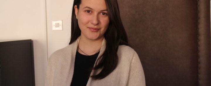 Ivana Lažetić-prva na Svetosavskom književnom konkursu