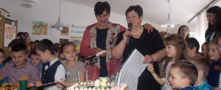 Gatački vrtić proslavio jubilej-3O godina rada