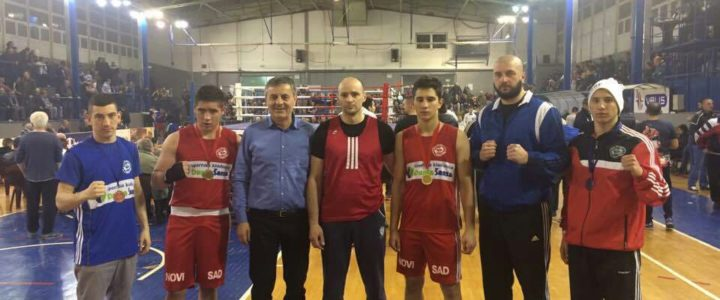 Bokserski šampioni stižu iz Gacka
