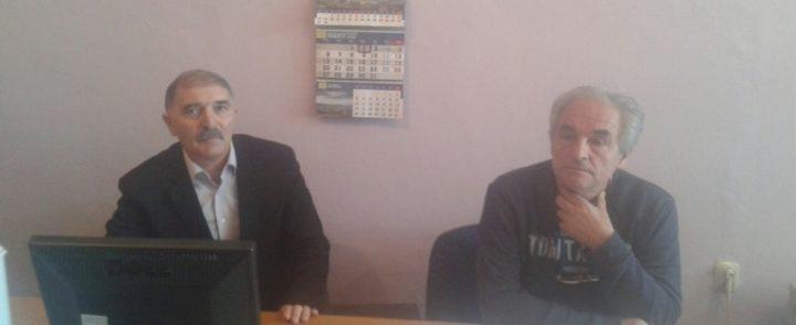Predstavnici OBO Gacko gosti našeg radija