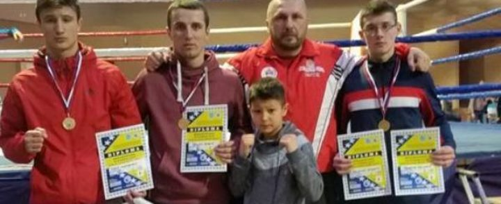Kik-bokseri iz Gacka najbolji u Banja Luci