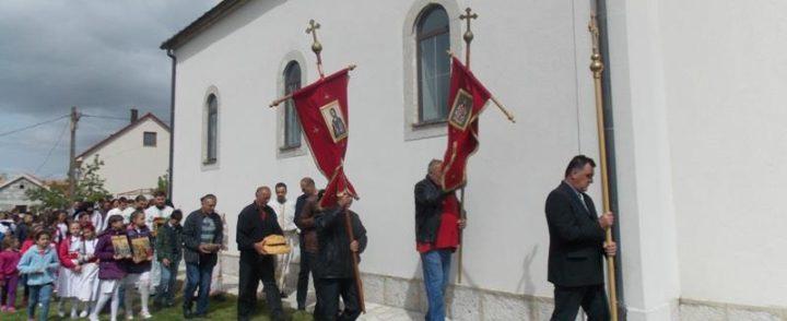Proslavljena slava Hrama u Avtovcu-Sveti Vasilije Ostroški