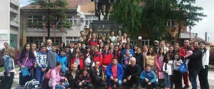 """KUD """"Sava Vladislavić""""-škola igranja za odrasle i trodnevna turneja po Srbiji"""