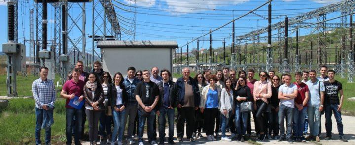 Studenti iz Istočnog Sarajeva posetili RiTE Gacko