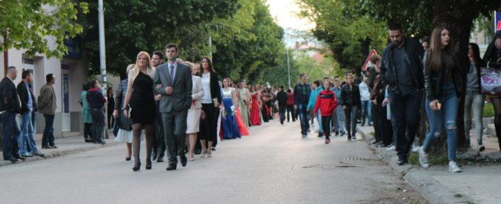 """SŠC """"Pero Slijepčević"""" ispratio 69-tu generaciju"""