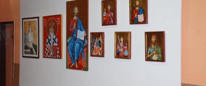 """Izložba """"Svjetlost i svetost"""" u slavu Trojičindana"""