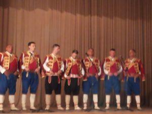 Muska pjevacka grupa SV