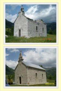 crkva u Pridvorici