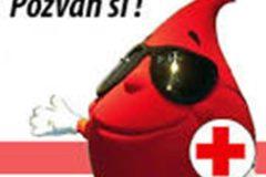 Akcija darivanja krvi u četvrtak