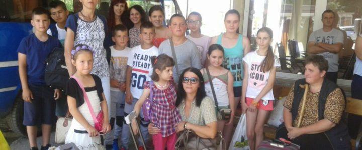 Djeca iz Gacka i ove godine u Bečićima