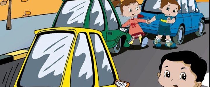 """Akcija MUP-a """"Zaštitimo djecu u saobraćaju"""""""