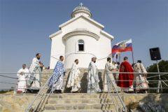 Osvećena Crkva časnog krsta na Dražljevu