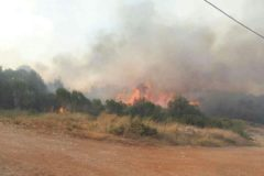 Požar stavljen pod kontrolu