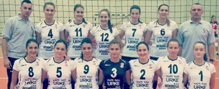 "Prijateljske utakmice za ŽOK ""Gacko"""