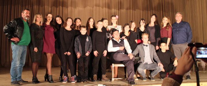 Prvi nastup Omladinskog pozorišta u Gacku