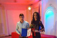 Ana Gajić i Uroš Mučibabić-najbolji iz Gacka