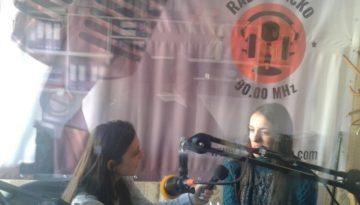 Ana Gajić – gost Radio Gacka