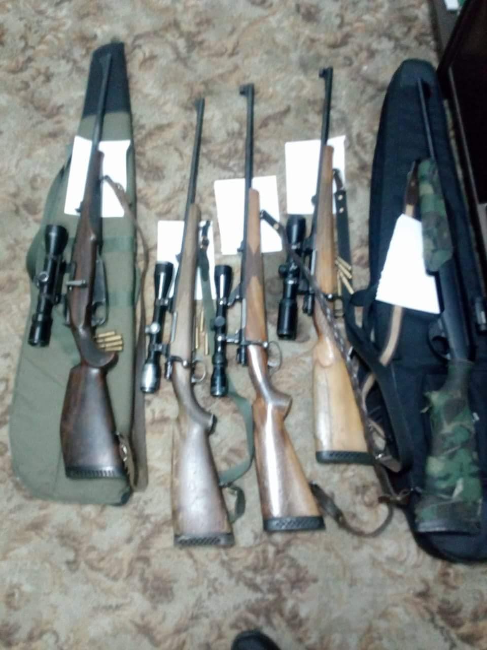 Lovci uhvaćeni u krivolovu