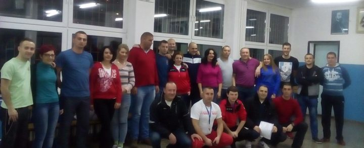 """KUD """"Sava Vladislavić""""-novo rukovodstvo"""