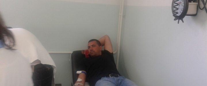 Još jedna akcija darivanja krvi u Gacku