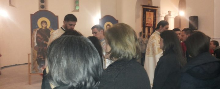 Vaskrs u Gacku