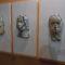 """Otvorena izložba """"Maske"""", vajarke Biljane Grubač"""