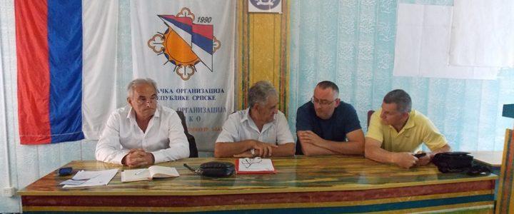 Podrška Memorandumu od boraca Istočne Hercegovine