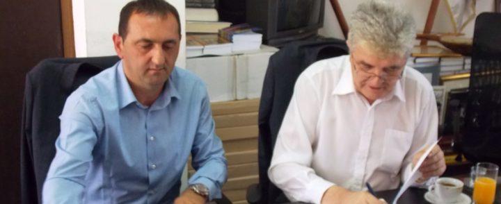 Potpisan Ugovor o dogradnji vodovodnog sistema u Gacku