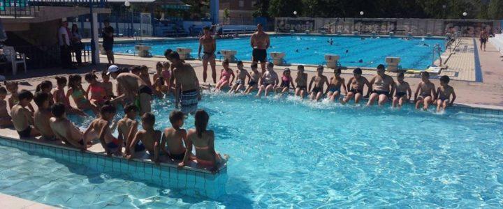 Uspješno završena škola plivanja